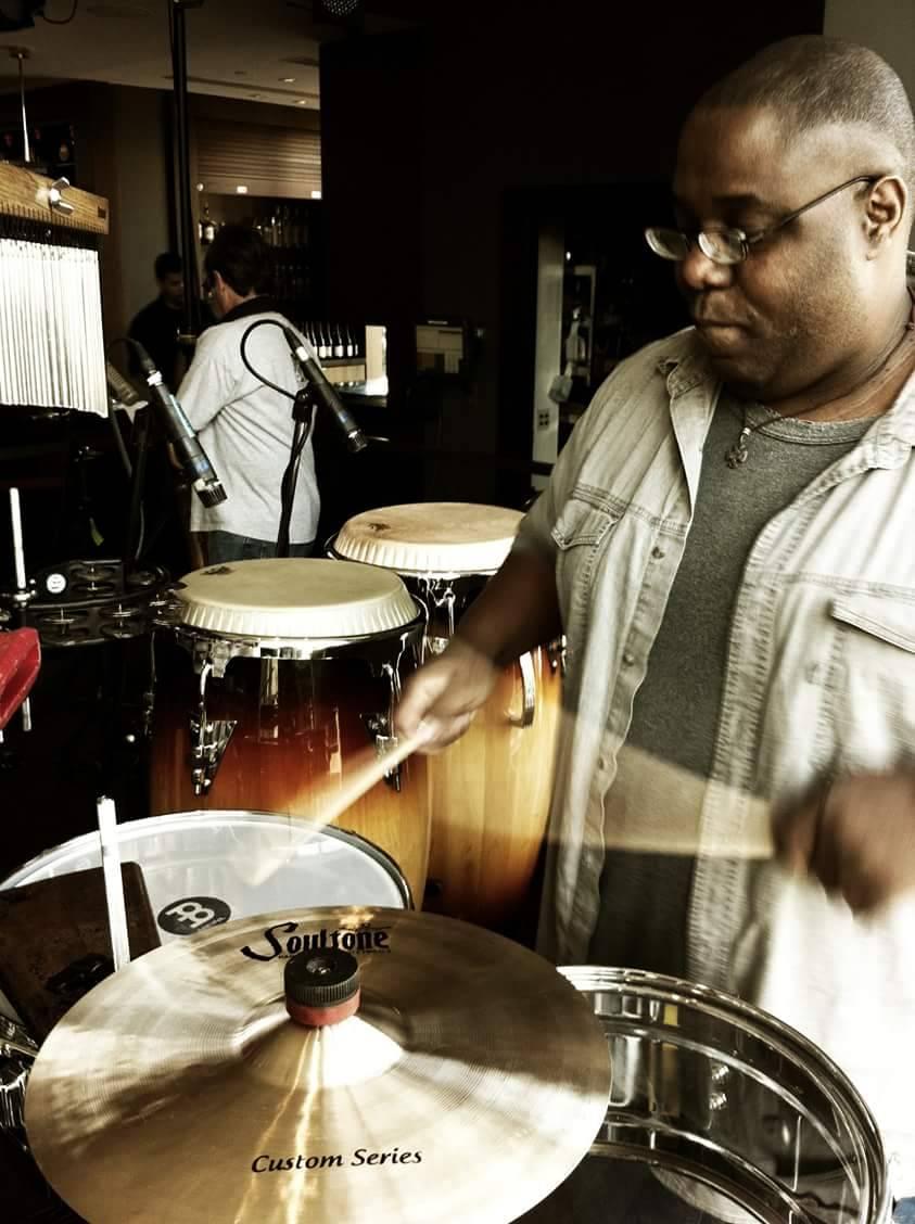Mikel Urdy | SoultoneCymbals com