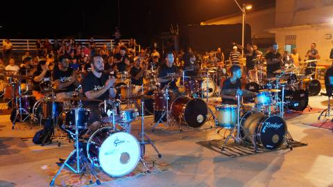 First Maranhao Drummers Festival
