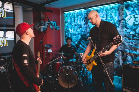 Frontstreet live at NPO3FM